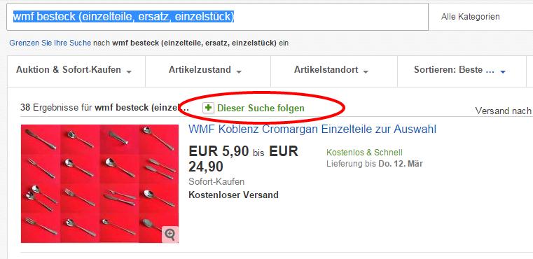 wmf besteck einzelteile ersatz einzelstück eBay